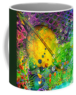 The View From A Moon Coffee Mug