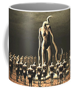 The Vile Goddess Coffee Mug