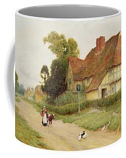 The Village Inn Coffee Mug