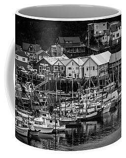 The Village Pier Coffee Mug