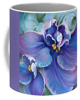 The Violet Coffee Mug