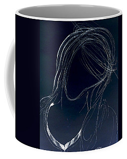 The Virgin Mary II Coffee Mug