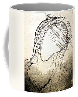 The Virgin Mary V Coffee Mug