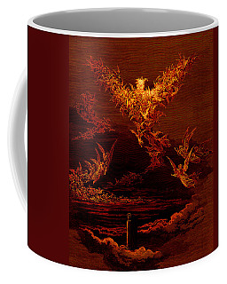 The Vision Of The Sixth Heaven Coffee Mug