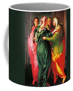 The Visitation Coffee Mug