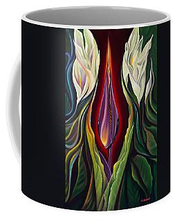 The Visitor II Coffee Mug