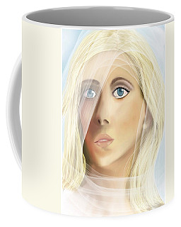 The Waiting Bride Coffee Mug