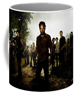 The Walking Dead Coffee Mug