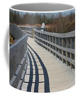 The Walkway Coffee Mug