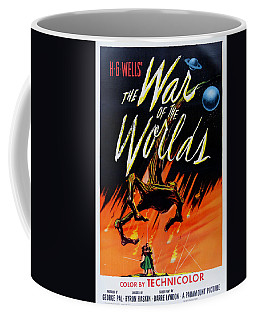 The War Of The Worlds Coffee Mug
