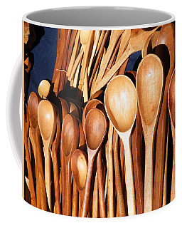 Coffee Mug featuring the photograph The Warmth Of Spooning by Brian Boyle