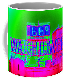The Watchtower Coffee Mug