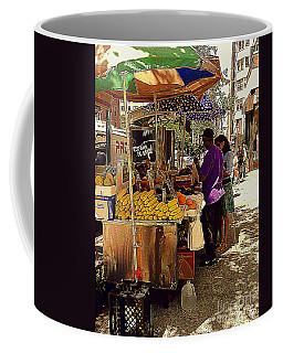 The Water Jug Coffee Mug by Miriam Danar