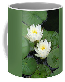 Coffee Mug featuring the photograph The Water Lilies Collection - 07 by Pamela Critchlow