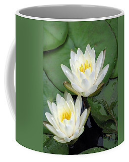 Coffee Mug featuring the photograph The Water Lilies Collection - 12 by Pamela Critchlow