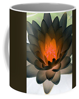 Coffee Mug featuring the photograph The Water Lilies Collection - Photopower 1036 by Pamela Critchlow