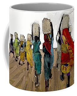 The Water Workers Coffee Mug