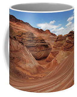 The Wave Center Of The Universe Coffee Mug