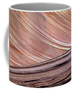 Coffee Mug featuring the photograph 'the Wave' North Coyote Buttes 02 by Jeff Brunton