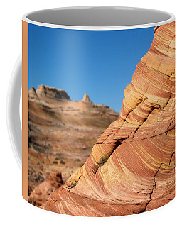 'the Wave' North Coyote Buttes 13 Coffee Mug