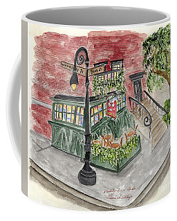 The Waverly Inn And Garden Coffee Mug