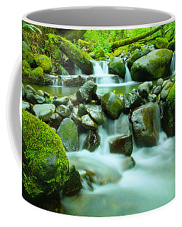 The Way Of Healing Water  Coffee Mug