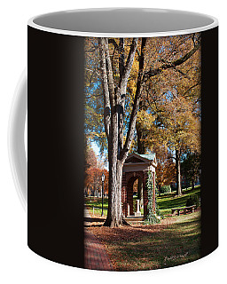The Well - Davidson College Coffee Mug