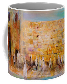 The Western Wall Coffee Mug