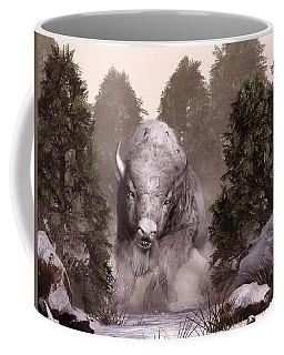 The White Buffalo Coffee Mug