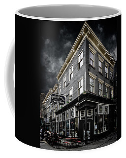 Coffee Mug featuring the photograph The White Horse Tavern by Chris Lord