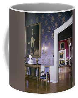 The White House Blue Room Coffee Mug