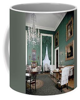 The White House Green Room Coffee Mug