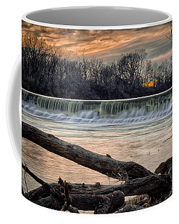 The White River Coffee Mug