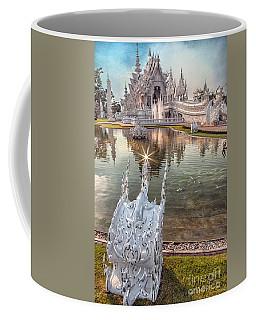 The White Temple Coffee Mug