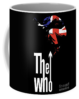 The Who No.01 Coffee Mug