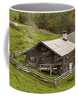The Wimmertal In Tirol Coffee Mug