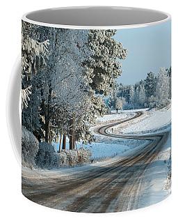 The Winding Road Coffee Mug