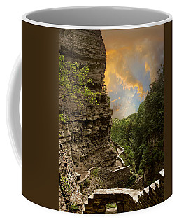 The Winding Trail Coffee Mug