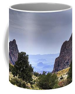 The Window View Coffee Mug