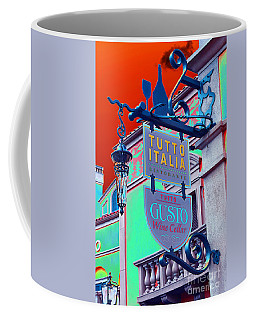 Coffee Mug featuring the photograph The Wine Cellar II by Robert Meanor