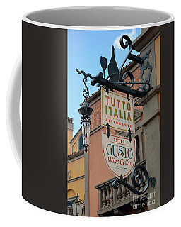 Coffee Mug featuring the photograph The Wine Cellar by Robert Meanor