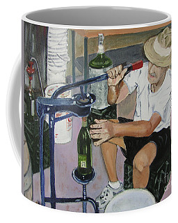 The Wine Maker Coffee Mug
