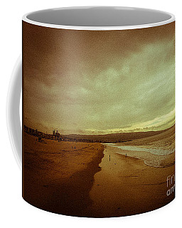 The Winter Pacific Coffee Mug by Fei A