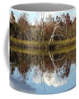 The Winter Tree Coffee Mug by Debra Forand