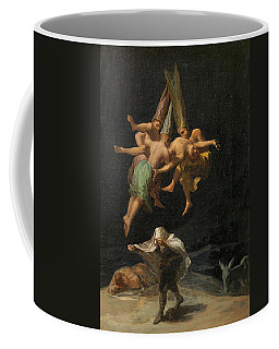 The Witches' Flight Coffee Mug