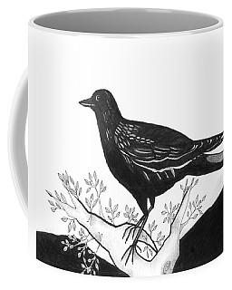 The Witness Coffee Mug by Helena Tiainen