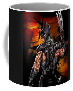 The Wolverine Coffee Mug