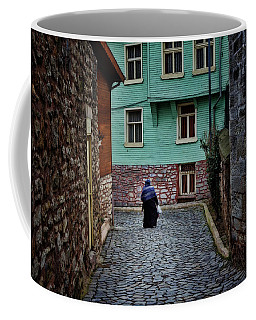 The Woman Near Chora Church Coffee Mug
