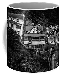 The Wooden Path Coffee Mug