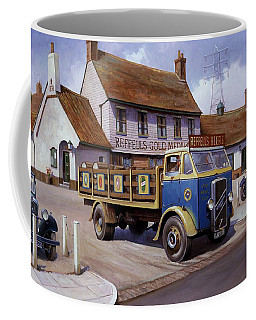The Woodman Pub. Coffee Mug